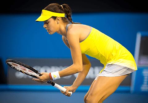 Ana Ivanovic: zakłady bukmacherskie: tenis