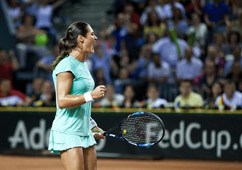 Monica Niculescu, zakłady bukmacherskie: tenis