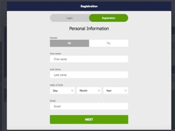 Betrally - rejestracja w kilkadziesiąt sekund Jeśli chcesz grać w kasynie Betrally, musisz się zarejestrować. Aby tego dokonać, wypełnij formularz zgłoszeniowy zawierający następujące pola: • płeć, • imię i nazwisko, • data urodzenia, • adres e-mail, • państwo, • numer telefonu, • adres, • miasto, • kod pocztowy, • login, • hasło, • waluta. Betrally Casino Login Jeśli dokonałeś rejestracji i chcesz się zalogować, naciśnij przycisk Login. Znajdziesz go w prawym górnym rogu strony (print screen w załączniku).