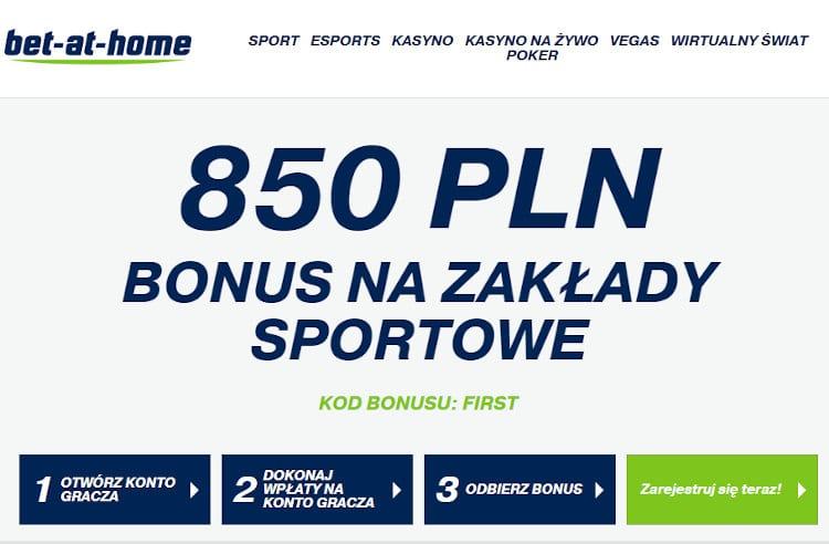 Bonus w bet-at-home