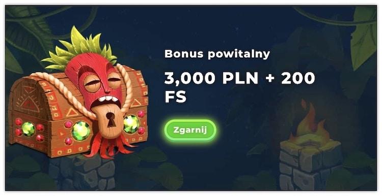 Wazamba bonus powitalny