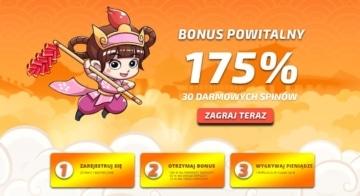 bonus w Pan Kasyno