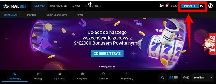 Astralbet-casino-wplata
