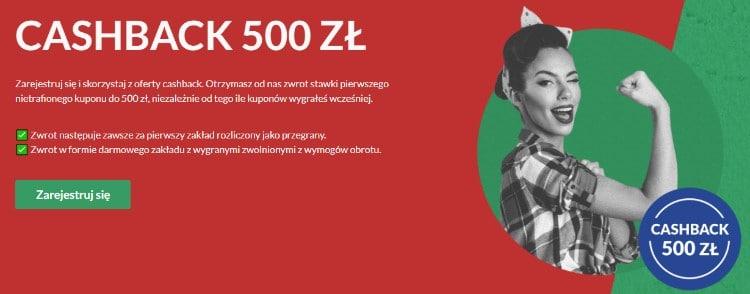 Bonus na start w PZBUK