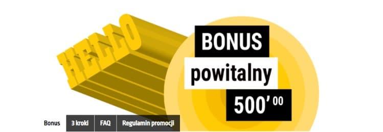 Bonus w Totolotek