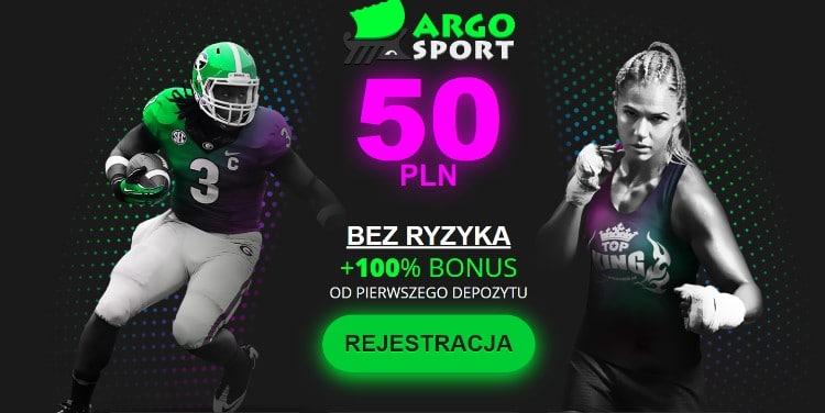 Bonus w ArgoCasino Sport