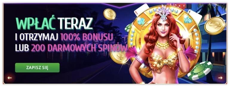 7Bit Bitcoin Casino bonus powitalny