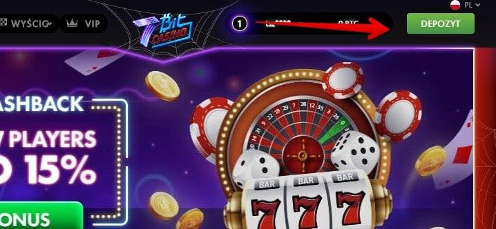depozyt 7bit Casino