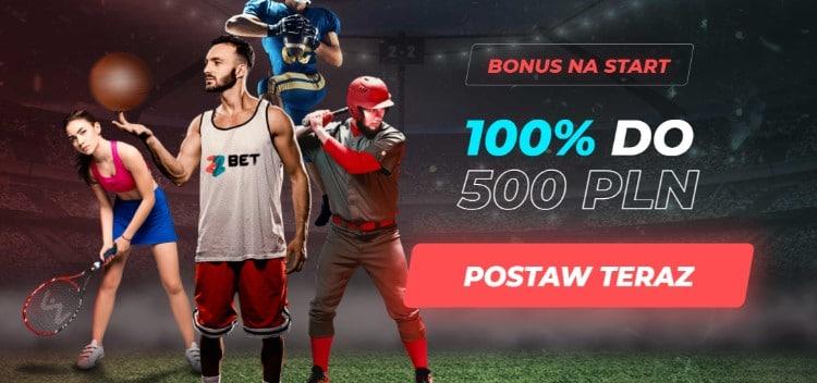 Bonus w 22Bet Sports