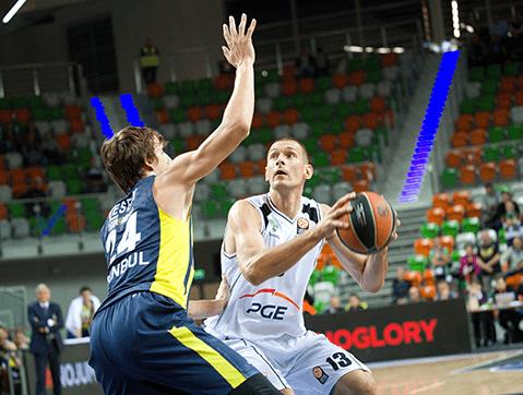 Filp Dylewicz - znany polski koszykarz