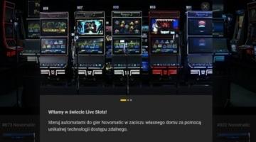 Slottica casino live