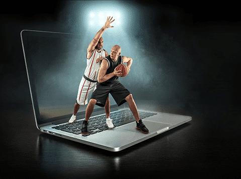 Zakłady online na koszykówkę
