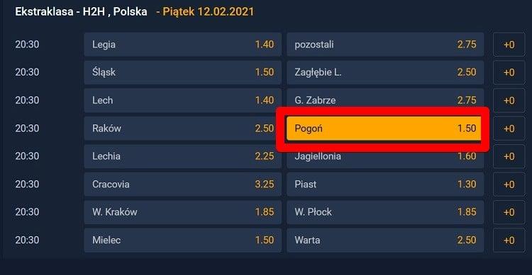 Pogon-Rakow
