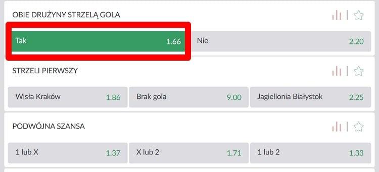 Wisla Jagiellonia BTS