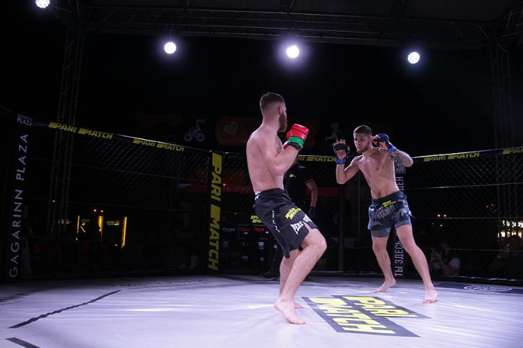 Zakłady bukmacherskie w MMA
